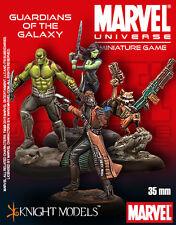 Knight Models BNIB Marvel Guardians Of The Galaxy Starter Set 35MV100