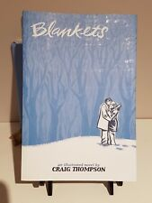 BLANKETS GRAPHIC NOVEL / TRADE PAPERBACK by CRAIG THOMPSON NEW!