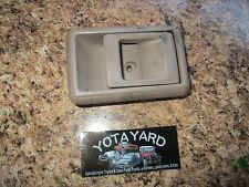 89-95 Toyota Pickup 4Runner Left Tan Door Handle Inner Latch YOTA YARD