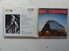 CD Album RY COODER Alimony 7599-27510-2