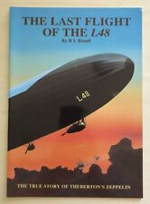 The Last Flight of the L48, Windsock Datafile Special, RL Rimell, WW1 Zeppelin