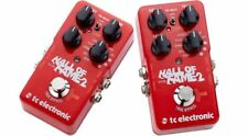 TC Electronic Hall of Fame 2 Mint Reverb Pedal w/ MASH technology
