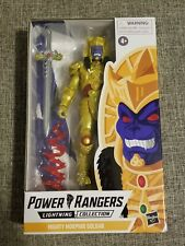 Hasbro Mighty Morphin Power Rangers Lightning Collection Evil GOLDAR Figure NEW