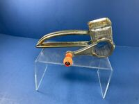 Vintage, Mouli Grater With Red Wood Handle, Made in France