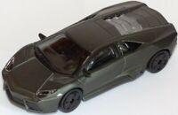 BBurago Burago Lamborghini Reventon 1:43 Gray Toy Hobby Diecast Car Sport Italia