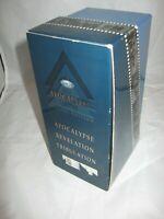 Apocalypse Trilogy (VHS, 2001, 3-Tape Set) Apocalypse Revelation Tribulation