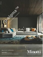 MINOTTI Sofas and Cushions Print Ad # 186 5