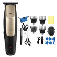 Professional Men Electric Hair Clipper Trimmer Haircut Machine/Barber Shaver AU