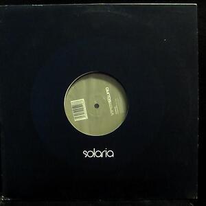 """Vipersquad - Nuphonix / Future Noir 12"""" Mint- SOLA002 UK Vinyl 2000 Record"""