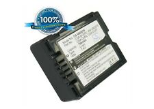 7.4V battery for Panasonic NV-GS55, SDR-H250, NV-GS320EB-S, NV-GS55B, NV-GS330