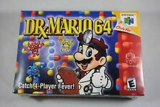 Dr Mario (Nintendo 64 n64) NEW Factory Sealed #B