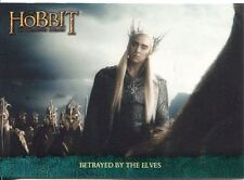 The Hobbit An Unexpected Journey Lonely Mountain Chase Card P-11 Betrayed by