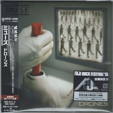 MUSE-DRONES-JAPAN CD F45