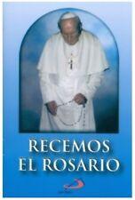 Recemos el Rosario - Guia para rezar el Rosario con paginas e imagenes a color
