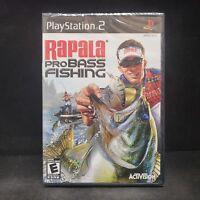 Rapala: Pro Bass Fishing (PlayStation 2) BRAND NEW