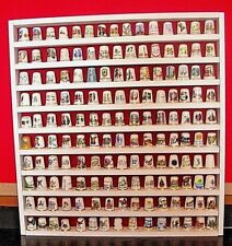 150 Thimble wall Display Rack