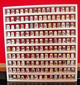 150 Thimble wall Display Rack