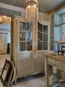 French Display/Linen Cupboard/Bookcase