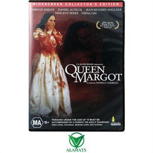 Queen Margot Isabella Adjani DVD [M]