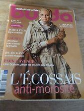 MAGAZINE BURDA STYLE L'ECOSSAIS ANTI-MOROSITE JANVIER  2009 N°109