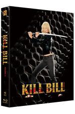 Kill Bill: Vol. 2 - Blu-ray Steelbook Full Slip A Limited Edition (2017) damaged