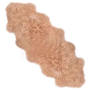 Lambland Super Size Extra Large UK Made Genuine Real Sheepskin Rug Hide Pelt