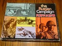 Avalon Hill - The Russian Campaign game (UNPUNCHED) Chinese Edition - Super Rare