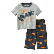Carter's Niño Pijama Set 4T Ls Camiseta y Pantalones Rápido como Rayo