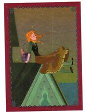 2014 Panini Disney Frozen Enchanted Moments #F25 Red Foil Album Sticker Rare!