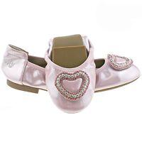 LELLI KELLY MAGICHE LK4108 GOLDEN ROSE scarpe bambina ballerine mocassini fibbia