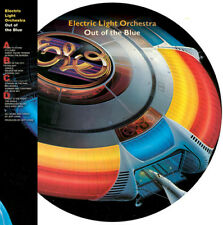 Elo ( Electric Light Orchestra ) Out Of The Blue (Gate) (Pict) (Dli) vinyl LP NE