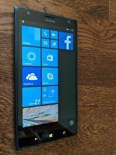 Nokia Lumia 1520 Black 16GB AT&T Windows 8.1 Smart Phone EXCELLENT