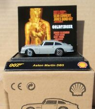 ASTON MARTIN DB5 1/64 JAMES BOND GOLDFINGER SHELL