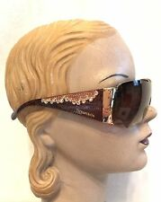 Tiffany & Co Sunglasses LIMITED EDITION TF 3010B BROWN PINK AVIATOR ***WOW***