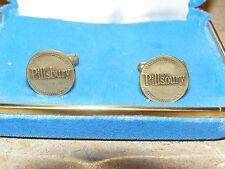 Pillsbury's  Cufflink Set from Old Timer's Estate - Original box