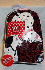 "NEW WITH TAG DISNEY 101 DALMATIANS SMALL BACKPACK 9""X12"""