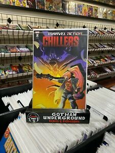 Marvel Action Chillers 2 Vol 1 Sweeny Boo 1:10 Variant Cover IDW Publishing 2020