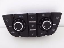 Opel Astra J Heizungsbetätigung (Konsole)  mit Klimaanlagenbetätigung 1822268