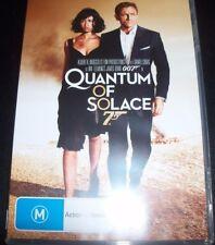 Quantum Of Solace – James Bond (Daniel Craig)(Australia Region 4) DVD – Like New