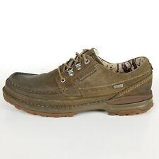 Merrell Mens Oiled Nubuck Kangaroo Casual Light Hiking Shoes 11.5