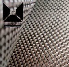 "10 yards!! Carbon Fiber Fabric / Cloth:  Plain Weave - 5.7 oz, 24"" x 360"""