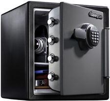 SentrySafe Fireproof Safe Digital Keypad 1.23 Cu Ft Home Office Security Box