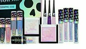 wet n wild Limited Edition Goth-O-Graphic 14 Pieces Set ,NO Box  + FREE BRUSH