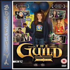 THE GUILD - COMPLETE SEASON 5  **BRAND NEW DVD*