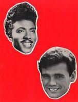 LITTLE RICHARD / DUANE EDDY / THE SHIRELLES 1964 UK TOUR CONCERT PROGRAM BOOK