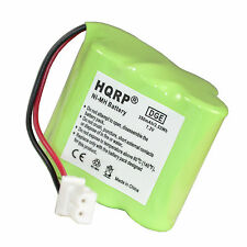 HQRP Battery for Dt-Systems Redhead RH 1220V 1250B Collar Transmitter