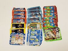 Lot of 22 Packet Packs Panini Disney Princess, Advengers, Mosters Inc., Brave