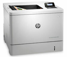 New HP M553N Color LaserJet Printer B5L24A