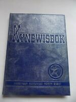 1948 Kynewisbok GUTHRIE HIGH SCHOOL Yearbook Annual Guthrie Oklahoma