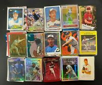 1989-2019 RANDY JOHNSON LOT X 25 Cards HOF Inserts / RC's / #'d NO DUPES
